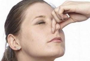 Слабые кровеносные сосуды в носу