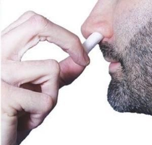 как ставить турунды в нос