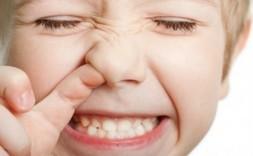 Смазывание носового хода хозяйственным мылом