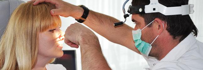 Операция в носовой полости