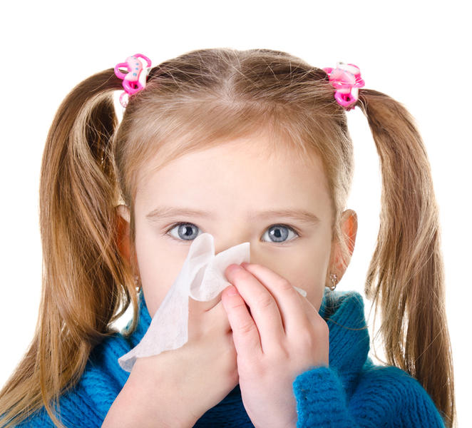 У ребенка заложен нос как лечить комаровский