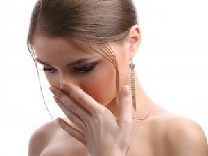 Неприятные ощущения в носовой полости