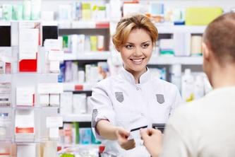 Аптека и назальные капли