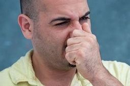 Зуд в носу у мужчины