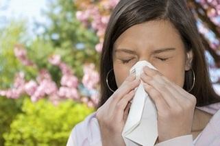 Пора цветения - время аллергических ринитов