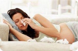 Слезотечение - симптом аллергического ринита