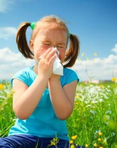 Аллергический ринит - показание к применению Аквалора