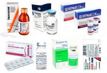 Антибиотики от стафилококка