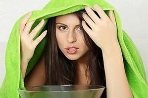 Ингаляции - метод лечения насморка