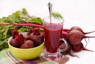 Свекла и свекольный сок - прекрасное народное средство от насморка