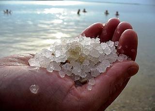 Пригоршня морской соли