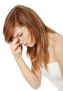 Боль в области носа