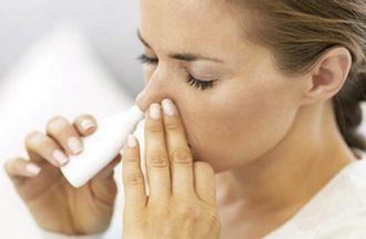 Сосудосуживающие капли при заложенности носа при гайморите