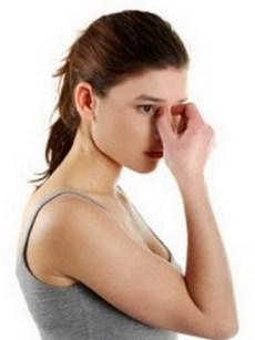 Заложенность носа после гайморита