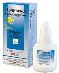 Местный антибиотик Полидекса