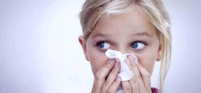 Проблема с заложенностью носа